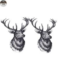 Buy cheap Fashion Custom Made Embroidered Patches To Sew On Clothing Imitation Super Cloth from wholesalers
