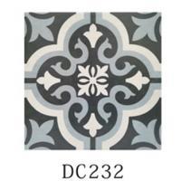 Buy cheap Matt Surface Decorative Glazed Porcelain Floor Tiles Grade AAA For Kitchen product