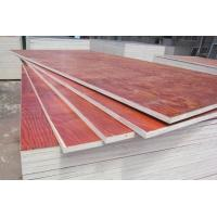 Buy cheap Red Green 9mm 12mm 15mm 18mm waterproof WBP Glue laminated Film faced plywood 2 time hot press from wholesalers
