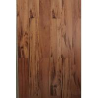 Buy cheap natural lacquered Prefinished Tigerwood Engineered wood flooring from wholesalers