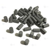 Buy cheap Tungsten Carbide Core Bits Spare Parts / Carbide Octagonal Inserts from wholesalers