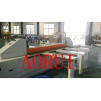 Buy cheap PP / PE Plastic Sheet Extrusion Line , Box / Cup Plastic Sheet Extrusion Machine from wholesalers