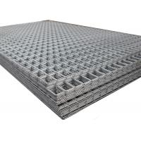 Buy cheap 2 x 3 Concrete Welded Wire Mesh Sheets , High Zinc Welded Fence Panel from wholesalers