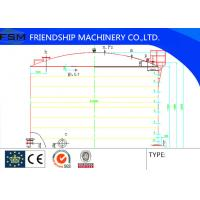 Buy cheap Automatic Silo Forming Machine PLC Operation Interface For Grain Storage from wholesalers