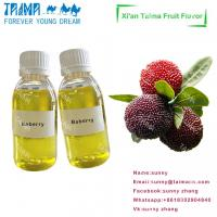 Buy cheap Factory direct selling USP grade high concentrated PG/VG Based Baberry flavors for E-liquid product