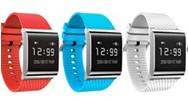 Bracelet, LCD display, Blood pressure,Heart rate,Blood oxygen Bluetooth low energy etc.