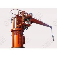 Buy cheap HAOYO Good Quality Stiff Boom Marine Cranes Offshore Cranes For Sale from wholesalers