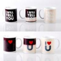 Buy cheap custom color changing mug from wholesalers