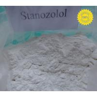 Buy cheap Stanozolol Winstrol Fat Loss Steroids Lose Fat Gain Muscle 10418-03-8 from wholesalers