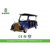 Buy cheap FRP Body Electric Vintage Cars Utility Vehicle With 72V Large Capacity Battery from wholesalers