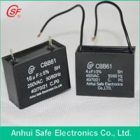 China sh capacitor cbb61 for ceiling fan use on sale