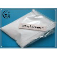 Buy cheap Benzyl benzoate Pharmaceutical Intermediates Safe Organic Solvents CAS 120-51-4 from wholesalers