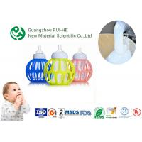 Buy cheap Nipple Liquid Silicone Rubber Food Grade RH5350 - 40 High Transparency  for Baby Supplies product