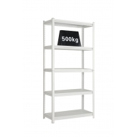 Buy cheap KD Structure Powder Coated Fireproof Metal Storage Rack from wholesalers