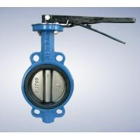 Buy cheap customizing Wafer Lug Lined Concentric Butterfly Valve, API Standard Butterfly Valve (D 71 X butterfly valve) ? from wholesalers