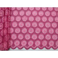 Buy cheap Factory wholesale  high quality african guipure lace fabric from wholesalers