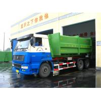 Buy cheap Sinotruk HOWO 10-18m3 Hydraulic Garbage Compactor Truck 6x4 10 Wheels Waste Collector Truck China big Garbage Truck from wholesalers