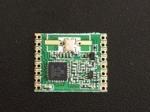 Buy cheap RFM69HW  Wireless Transceiver: 433MHz, 20dBm from wholesalers