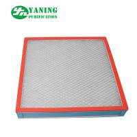 Buy cheap Panel Pre Air Filter High Temperature Resistance With Aluminum Alloy Frame from wholesalers