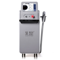 Buy cheap Stationary  1200Watts  808nm Diode Laser Hair Removal Machine from wholesalers