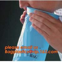 Buy cheap 1000ml and 2000ml plastic medical emesis bag with custom printing, 24 pcs per pack,Airplane Emesis Vomit Bag Disposable from wholesalers