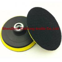 Buy cheap Durable self-glued buffing pad hook for sanding disc from wholesalers