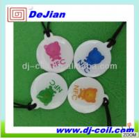 Buy cheap 13.56Mhz NFC tag Ntag203 Epoxy/Sticker from wholesalers