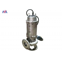 Buy cheap High Discharge 6 Inch 316L Submersible Wastewater Pump from wholesalers