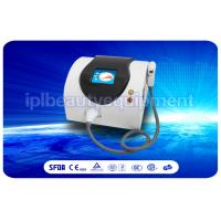 Buy cheap Cosmetic 808nm diode laser epilation Professional Hair Removal Machine  for home use from wholesalers