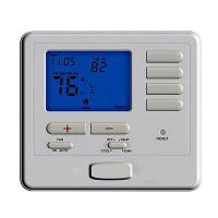 Buy cheap Non-programmable Heat Pump Thermostat With Flame Retardance ABS from wholesalers