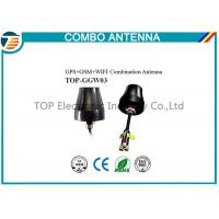 Buy cheap RHCP GPS GSM WIFI Combo Antenna With RG174 Cable scrwe mounting TOP-GGW03 from wholesalers