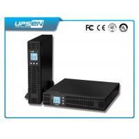 Buy cheap Rack Tower Energy Saving UPS Adaptive Load Management Long Backup Time from wholesalers