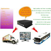 Buy cheap Hybrid 4Channel AHD Input blackbox car dvr CVI TVI or CVBS Optional product