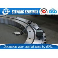 Buy cheap Special designs External gear slewing ring bearing cross roller slewing ring from wholesalers