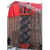 Buy cheap 540kg Load Capacity Scissor Lift Man Lift with 8m Platform Height (indoor & outdoor) from wholesalers