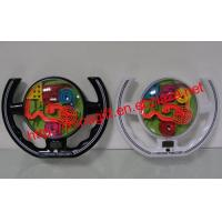Buy cheap Steering Wheel Design Handheld Maze Racer w/ Timer / Sound Effect from wholesalers