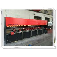 Buy cheap Pneumatic Clamp CNC Sheet Metal Slotting Machine For Metal Plate V Cutting from wholesalers