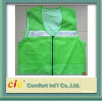 Buy cheap High Visibility Protective Clothing Reflective Safety Jackets , Custom Safety from wholesalers