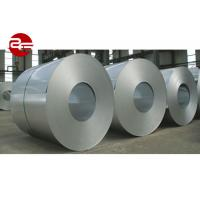 Buy cheap Silver Rolled Galvanized Steel , Galvanised Steel Coil With 0.32mm Thickness from wholesalers