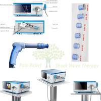 Buy cheap High Effective Shock Wave Therapy For Plantar Fasciitis Treatment from wholesalers