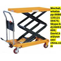 Buy cheap Hand Lifting Table from wholesalers