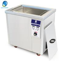 Buy cheap Fast Remove Oil Industrial Ultrasonic Parts Cleaner With Video Feedback For Motorcycle from wholesalers