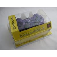 Buy cheap Wired Controller Joypad Dualshock 2 Transparent Purple for Sony PS2:HP20036 product