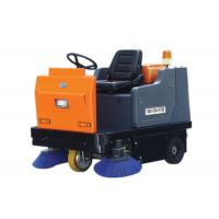 Buy cheap Three Wheels One Seat Suit Ride On Floor Sweeper , Carpet / Street Sweeping Machines from wholesalers
