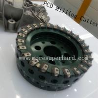 Buy cheap pcd face milling cutter,PCD Milling Tool for copper, aluminum, copper alloy, aluminum alloy(Skype:julia1989869) from wholesalers