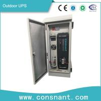 Buy cheap Outdoor Uninterruptible Power Supplies , High Reliability 6KVA Ups Power System from wholesalers