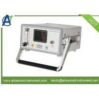 Buy cheap SF6 Moisture,Purity,and Decomposition Testing Portable SF6 Gas Test Unit from wholesalers