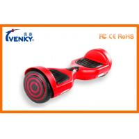 Buy cheap Stand Up Free Hand Environmental Protection Smart Balance Scooter With Light from wholesalers