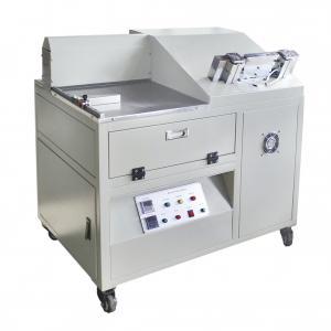 Buy cheap Custom Cardboard / Pvc / Pet Photobook Making Machine  3 In 1 5 Books / Time product