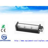 Buy cheap High Pressure Cross Flow Fans , Bus 110V AC Industrial Ventilation Fans from wholesalers
